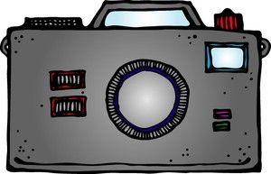 Melonheadz clipart camera. Click for larger image