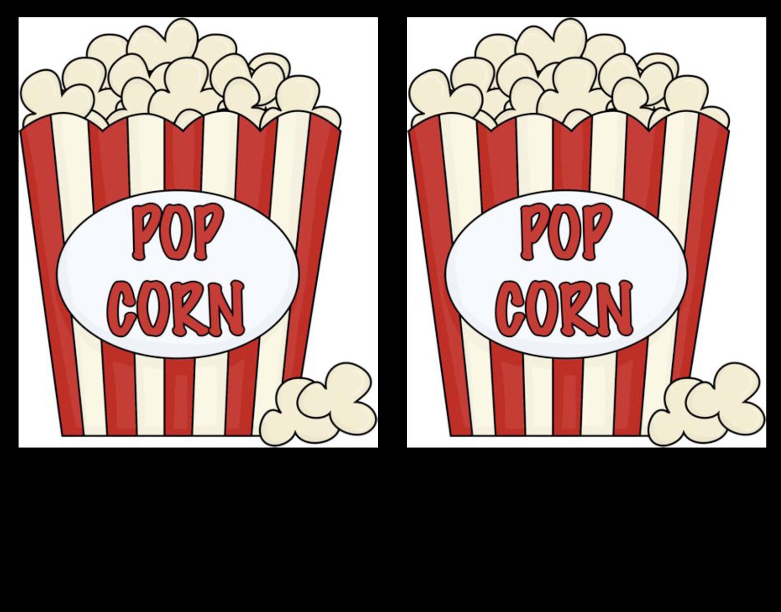 Melonheadz clipart popcorn. Carrie s speech corner