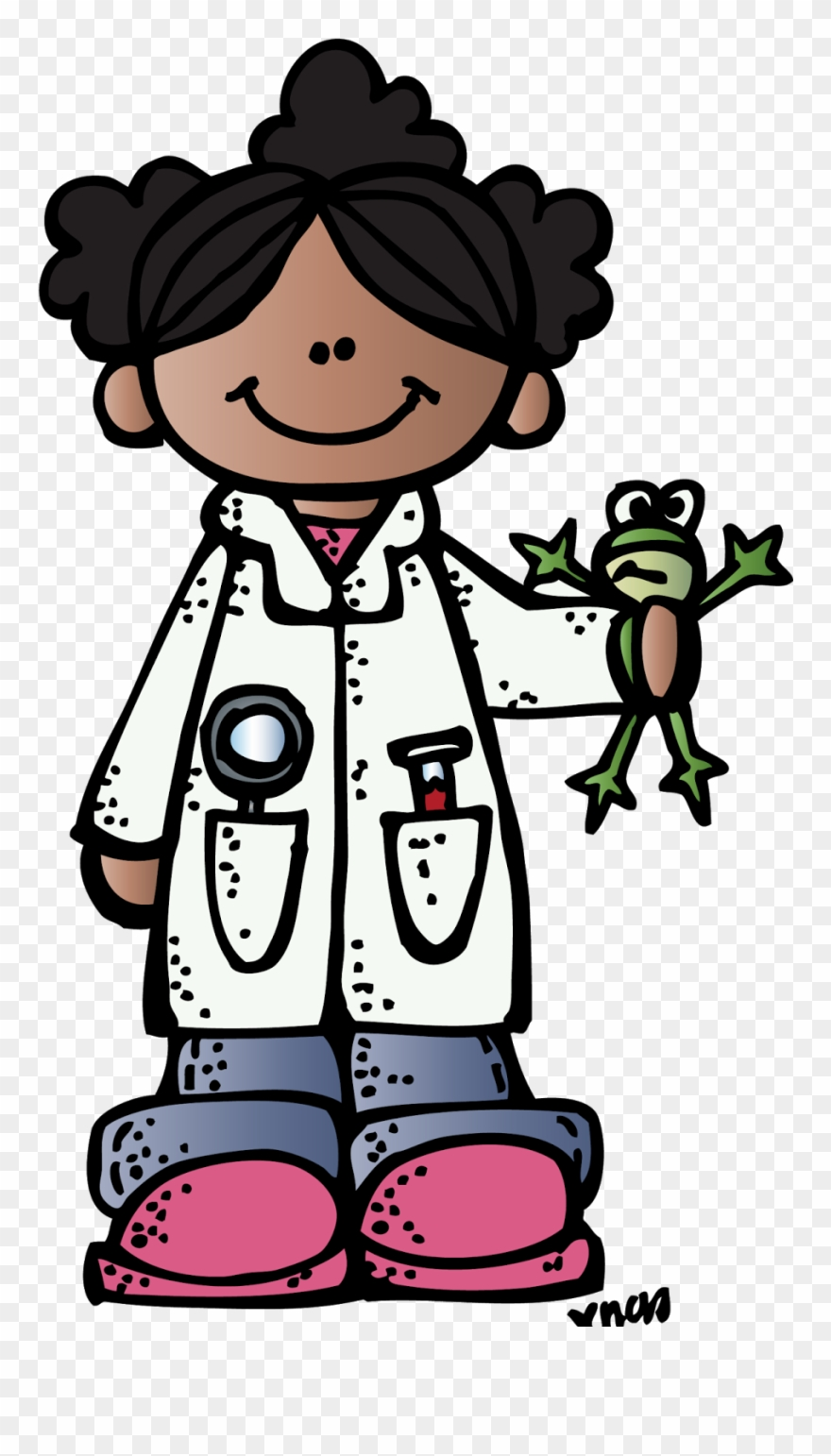 google educlips drawing. Melonheadz clipart science