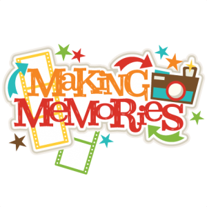 Memories clipart. Freebie of the day