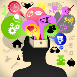 Study finds oxytocin strengthens. Memories clipart