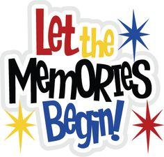 Memories clipart. School