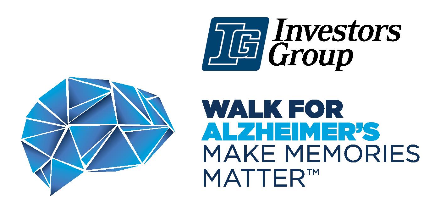 Investors Group Walk for Alzheimer
