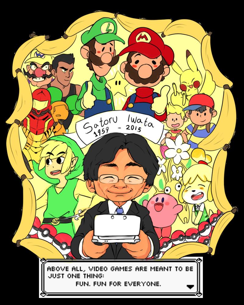 In of mr iwata. Memories clipart family memory