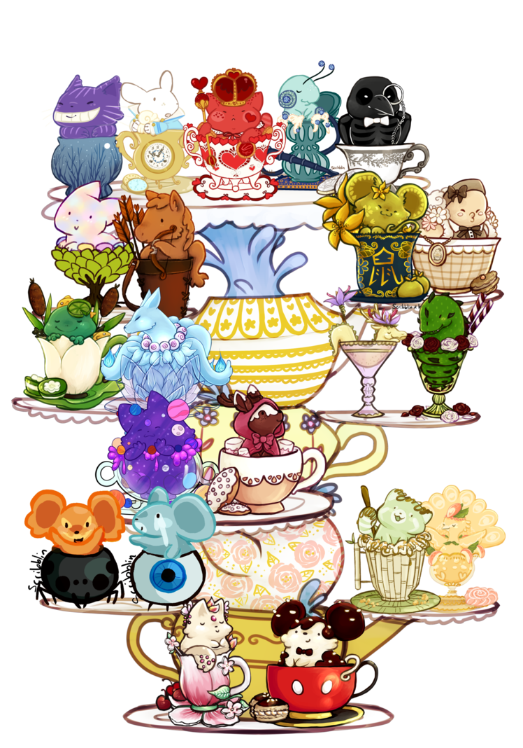 Memories clipart family role. Teacat by terminatedmemories on