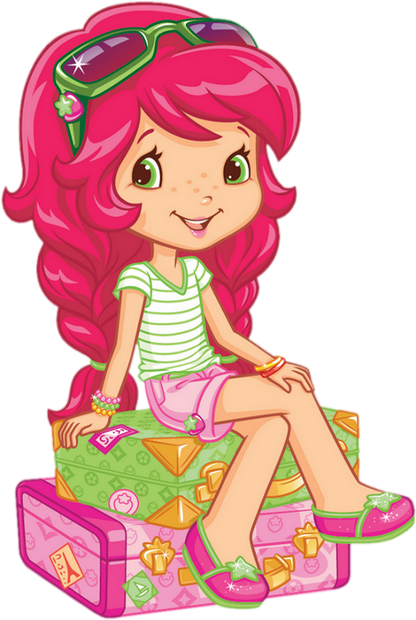 Memories clipart happy place. Png charlotte aux fraises