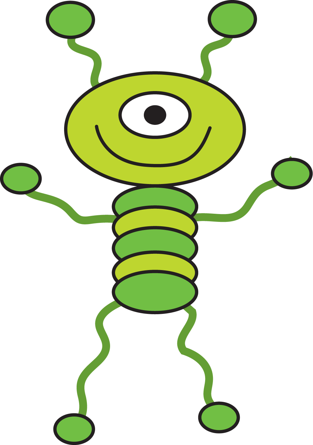 Memories clipart life. Image of alien outerspace
