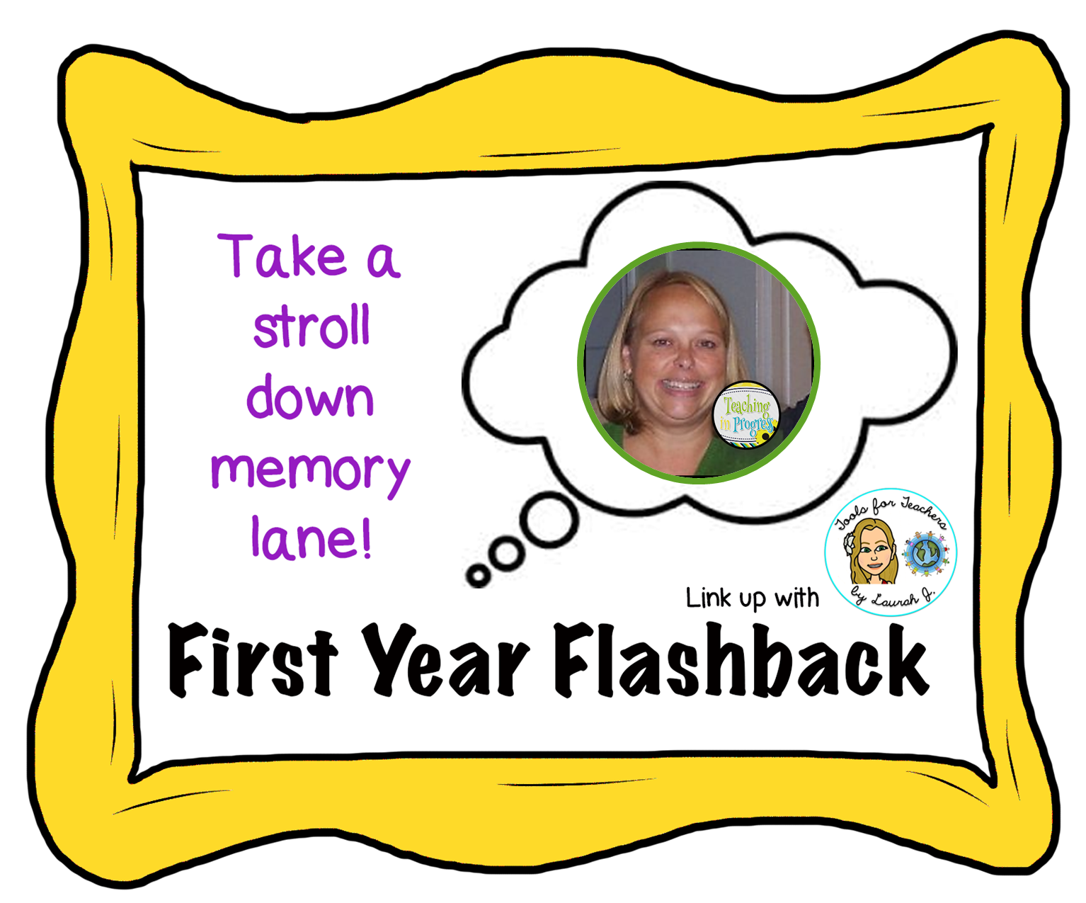 First year flashback teaching. Memories clipart memory lane