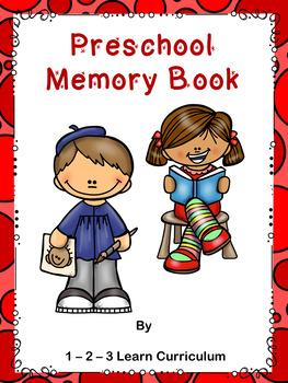 Memories clipart preschool. Memory book worksheets teaching