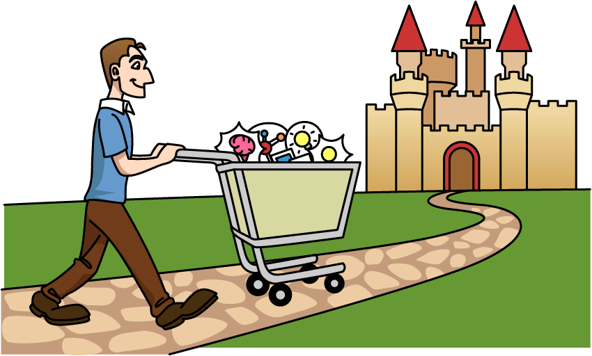 Memories clipart remembered. Memory palaces are the