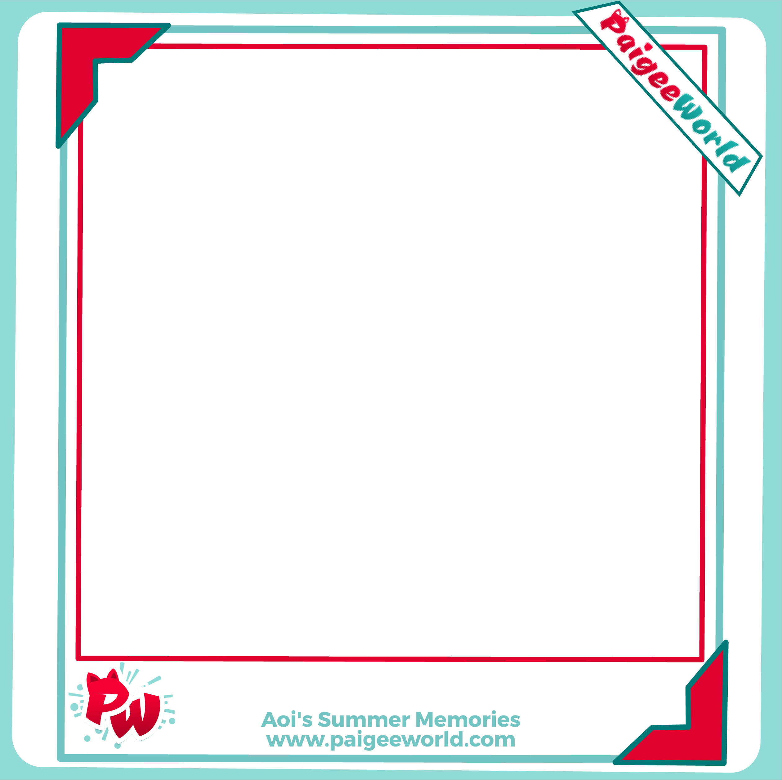 Memories clipart summer memories. Templates paigeedraw aois single