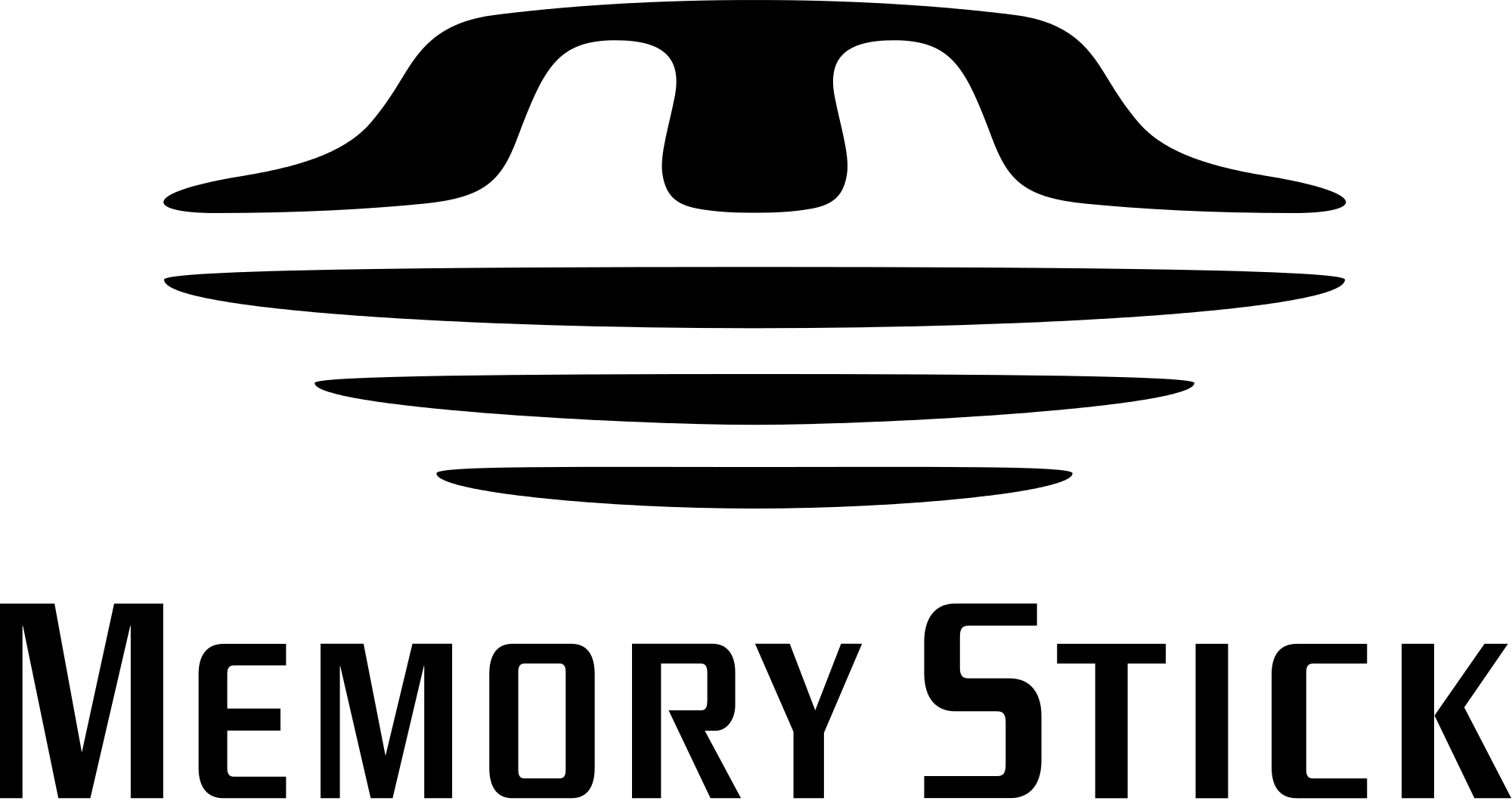 Memories clipart svg. File memorystick logo wikimedia