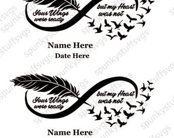 In memory of etsy. Memories clipart svg