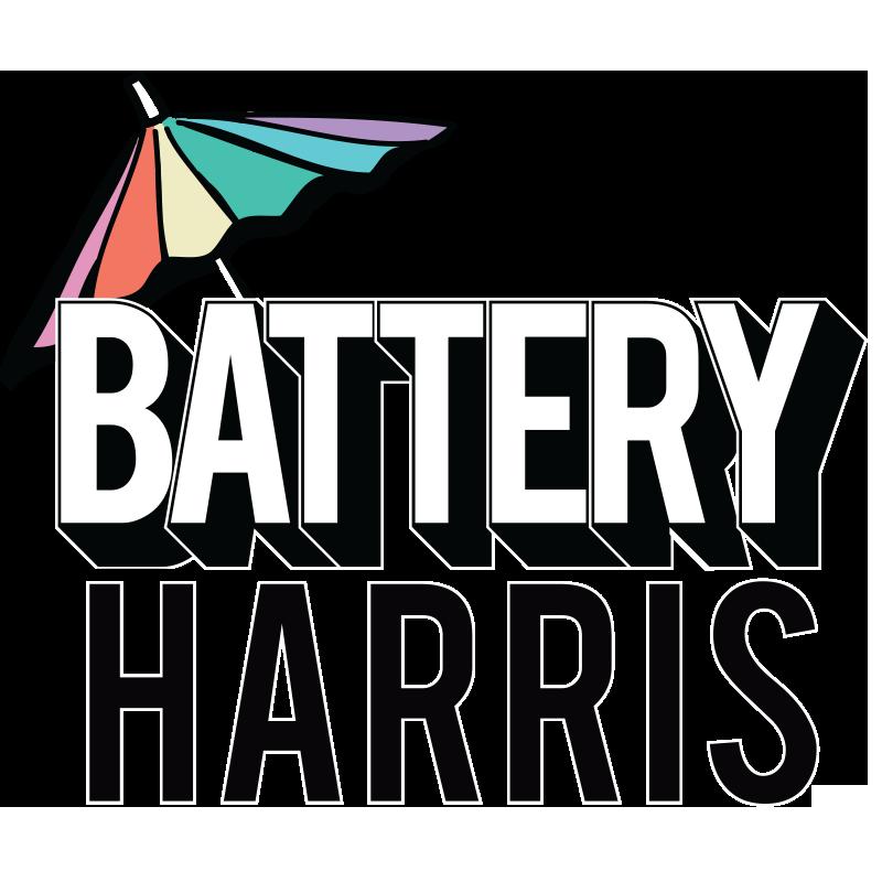 Battery harris logopng. Memories clipart thanks for memory