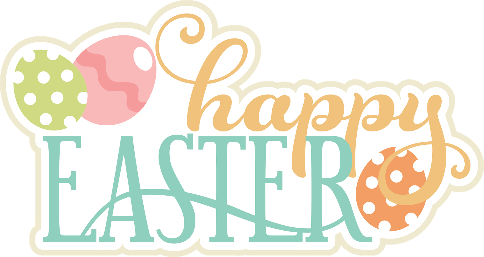 Miss kate cuttables happy. Scrapbook clipart easter