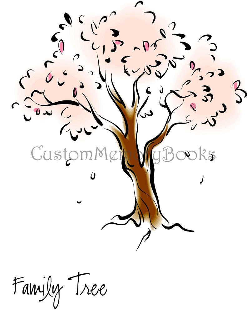 Memories clipart tree. Download for free png