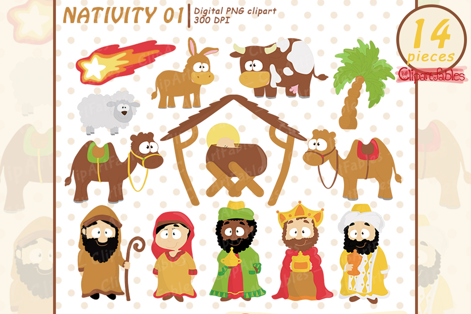 Cute baby jesus holy. Nativity clipart character