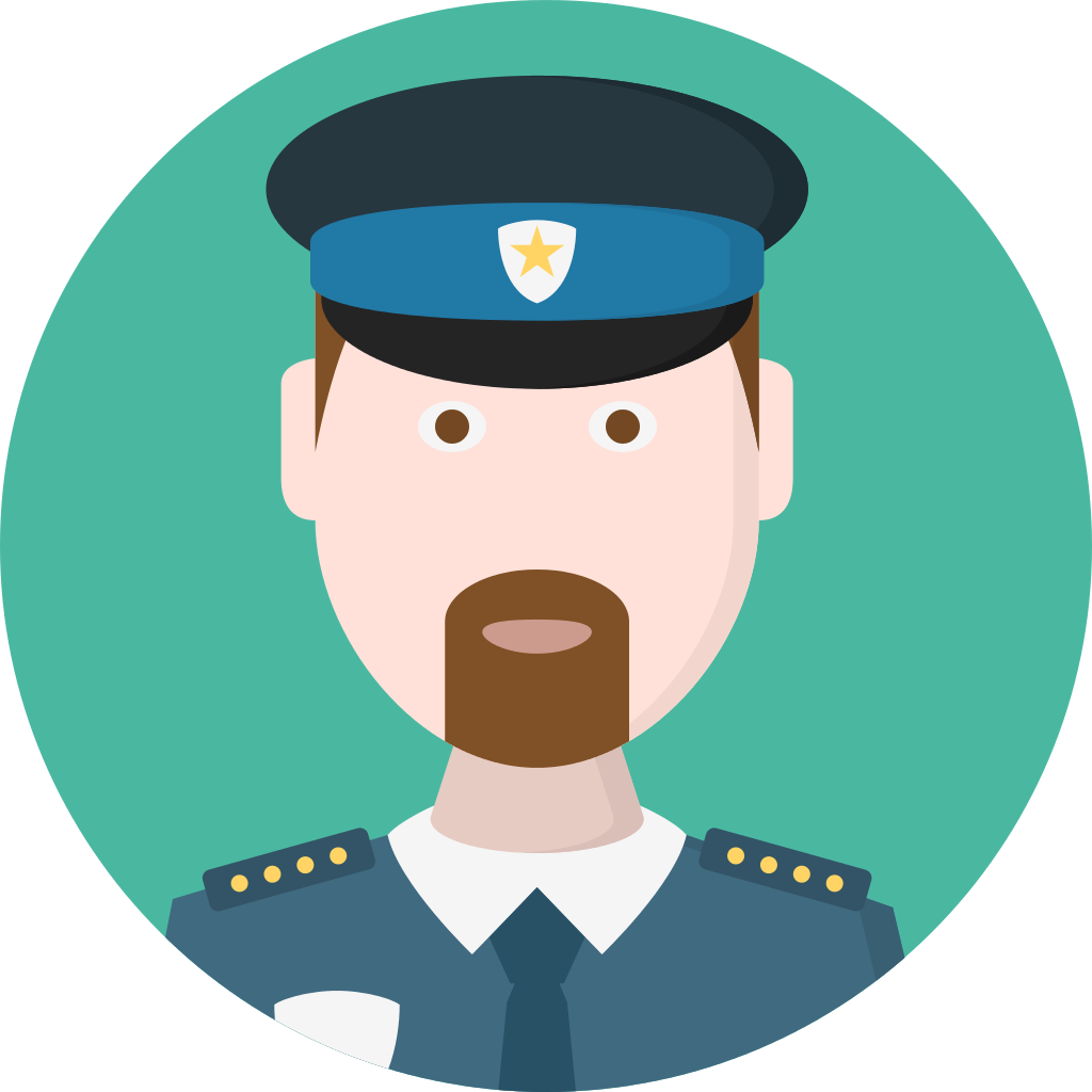 File creative tail people. Men clipart police officer