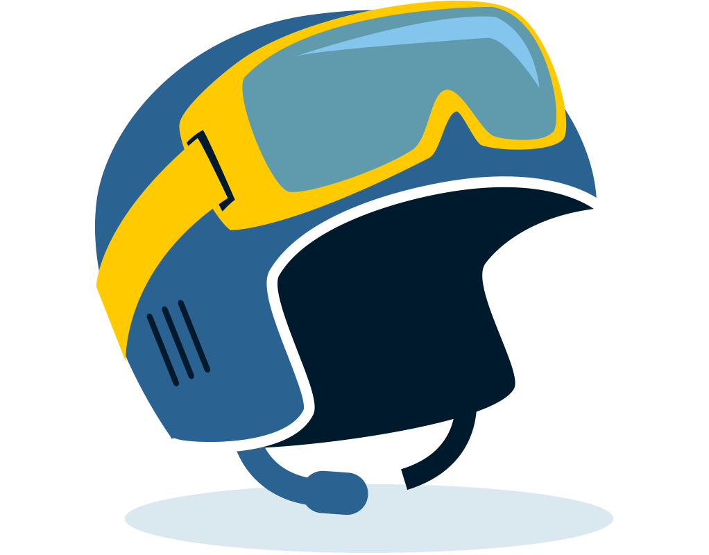 Booking mov mountain helmets. Men clipart snowboarding