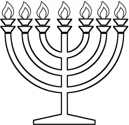 Free jewish cliparts download. Menorah clipart judaism