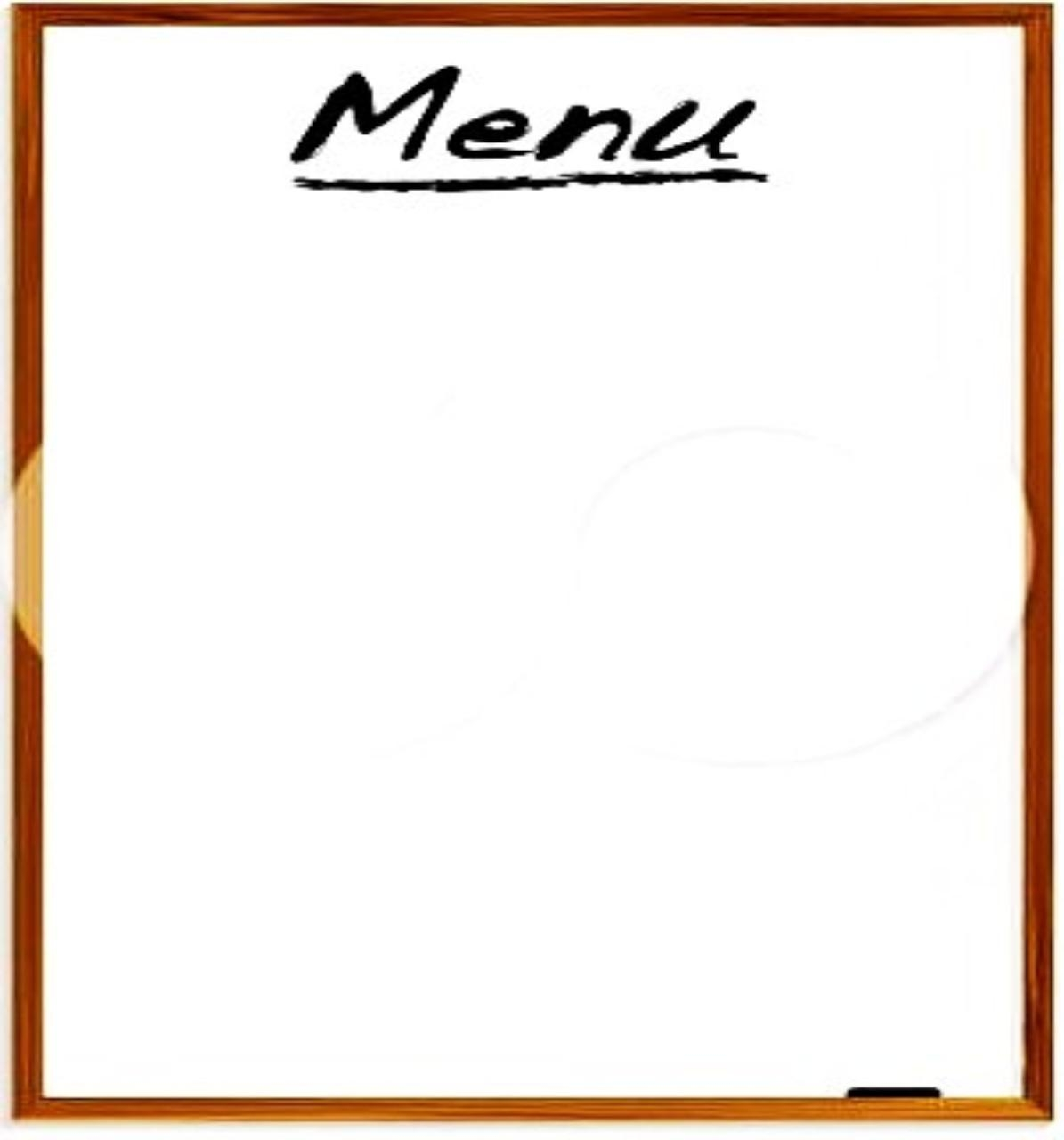 Fresh gallery digital collection. Menu clipart