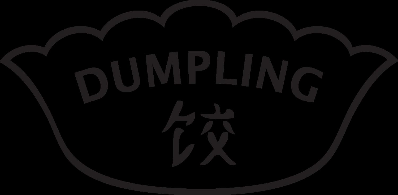 White clipart location. Dumpling menulocation