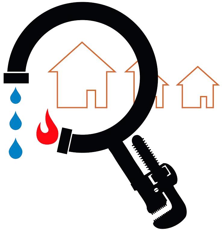 Menu clipart heating. Plumbing and techflourish collections