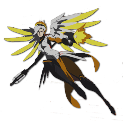 Image spray battle ready. Mercy overwatch png