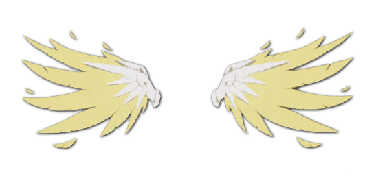 Image spray wings wiki. Mercy overwatch png