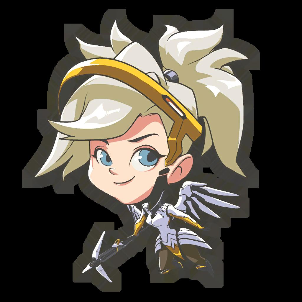 Image cute wiki fandom. Mercy overwatch png