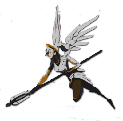 Mercy overwatch png. Image spray medic wiki