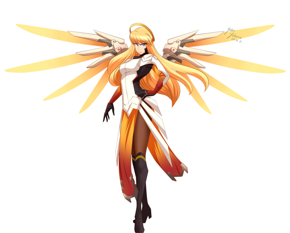 Namika by jokerjokerson on. Mercy overwatch png