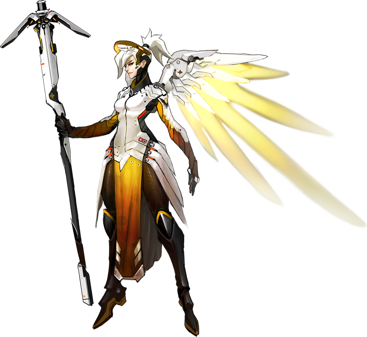 Mercy overwatch png. Wiki
