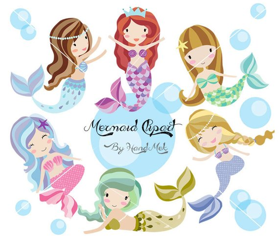 Mermaid clipart file. Cute png dpi