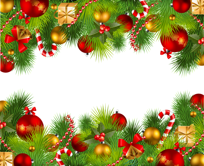 Merry christmas frame png. Happy day photo frames
