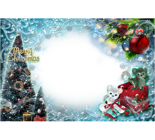 Frames photo gifts and. Merry christmas frame png