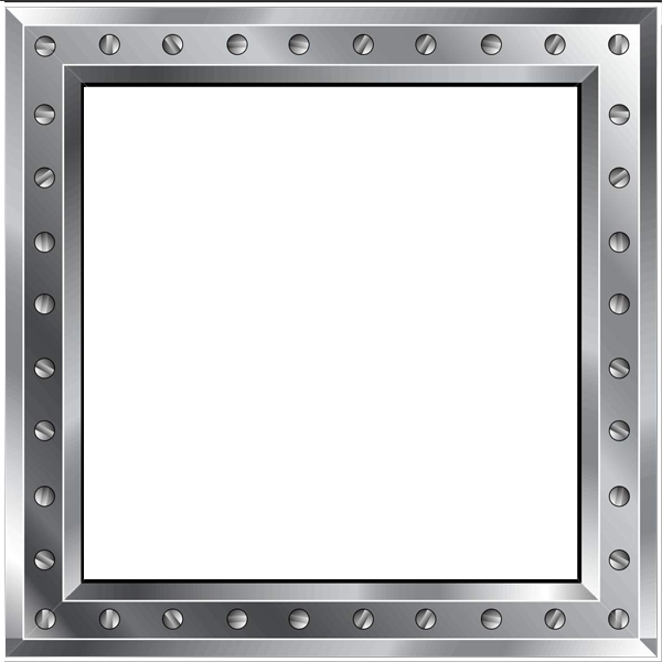 Metan image . Metal border png