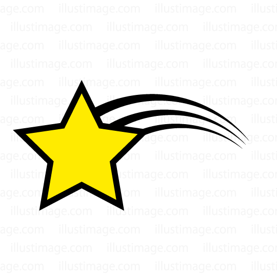 Free marks clip art. Meteor clipart