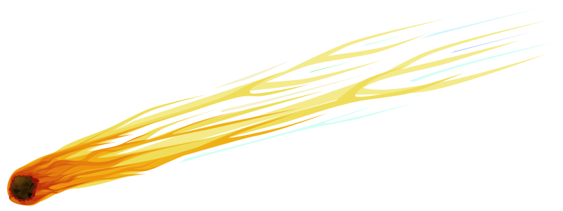 Meteor clipart clip art. Free cliparts download