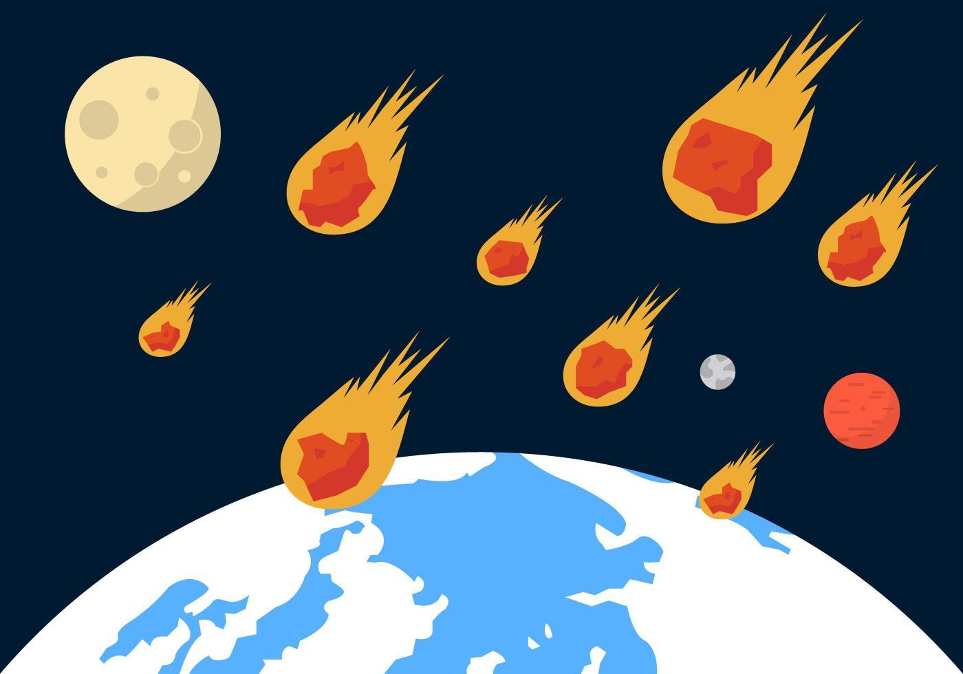 Shower jpg clipartix . Meteor clipart clip art