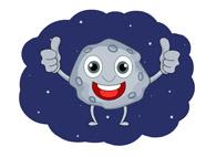 clip art clipartlook. Meteor clipart comet space