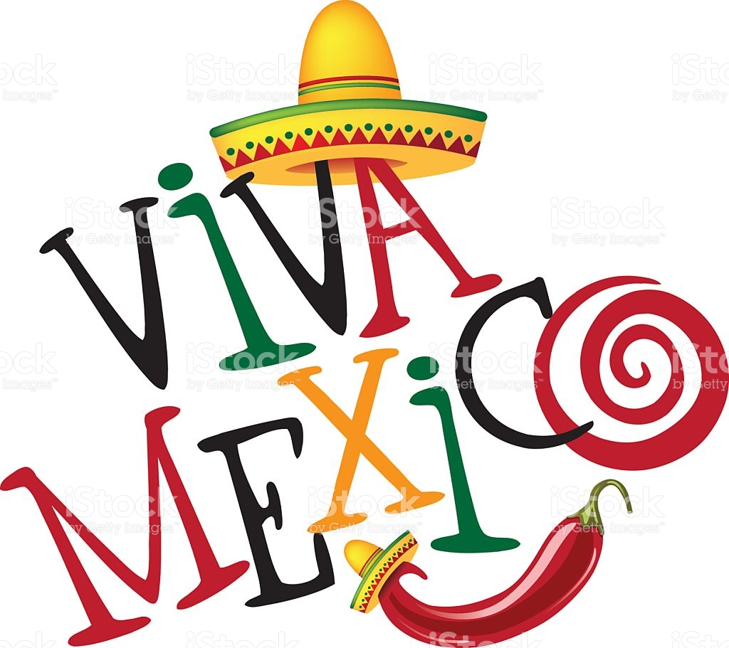 Mexico clipart. Mexican independence day at