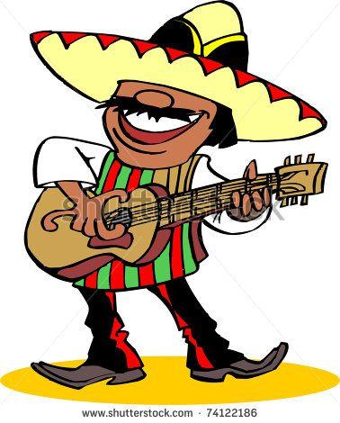 Mexican chili pepper free. Clipart guitar mariachi guitar