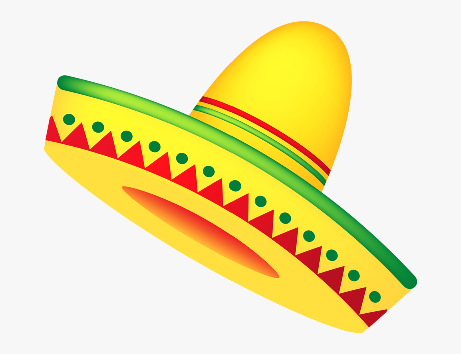 Mexican hat free . Mexico clipart transparent