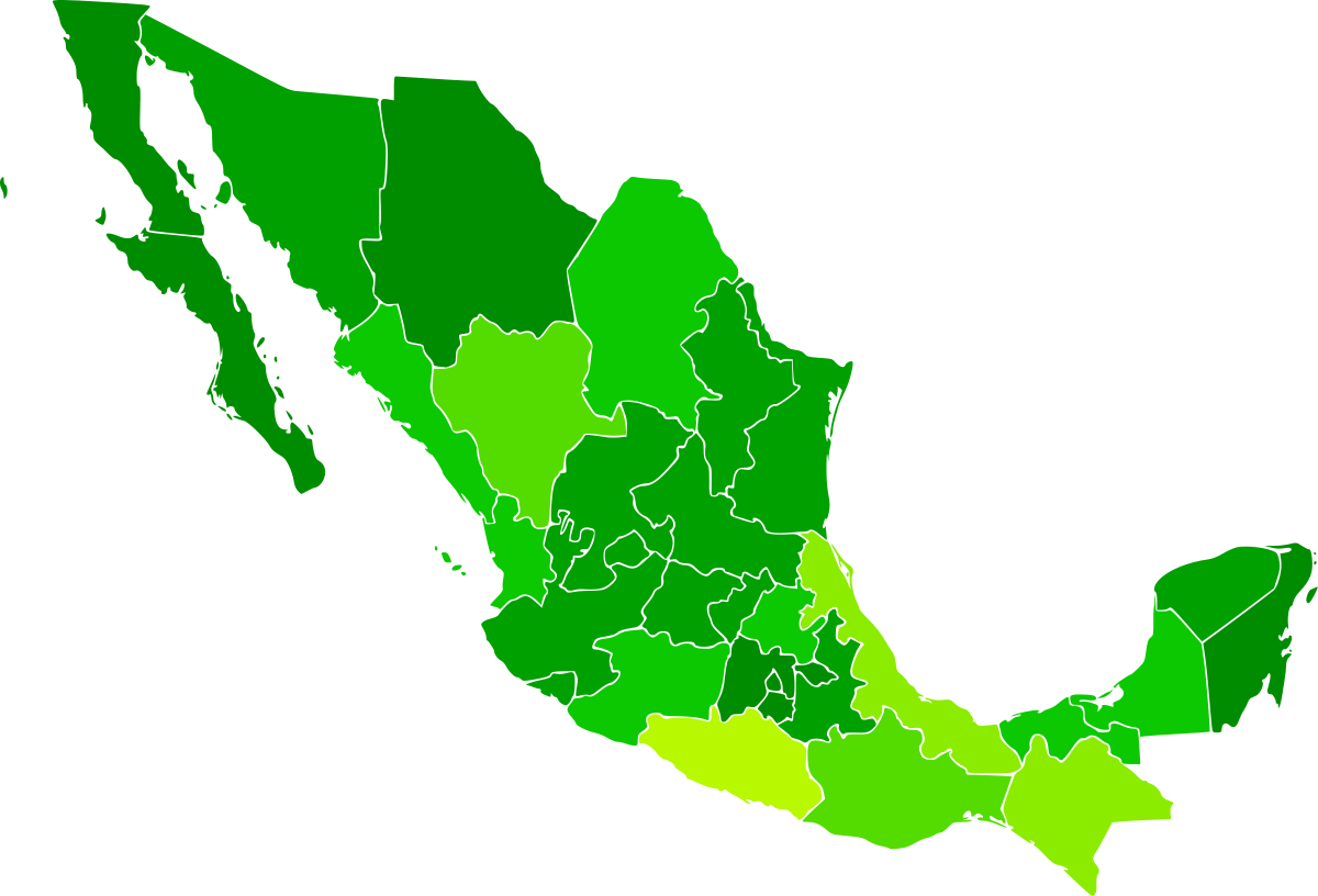 List of states by. Mexican clipart chihuahua mexican
