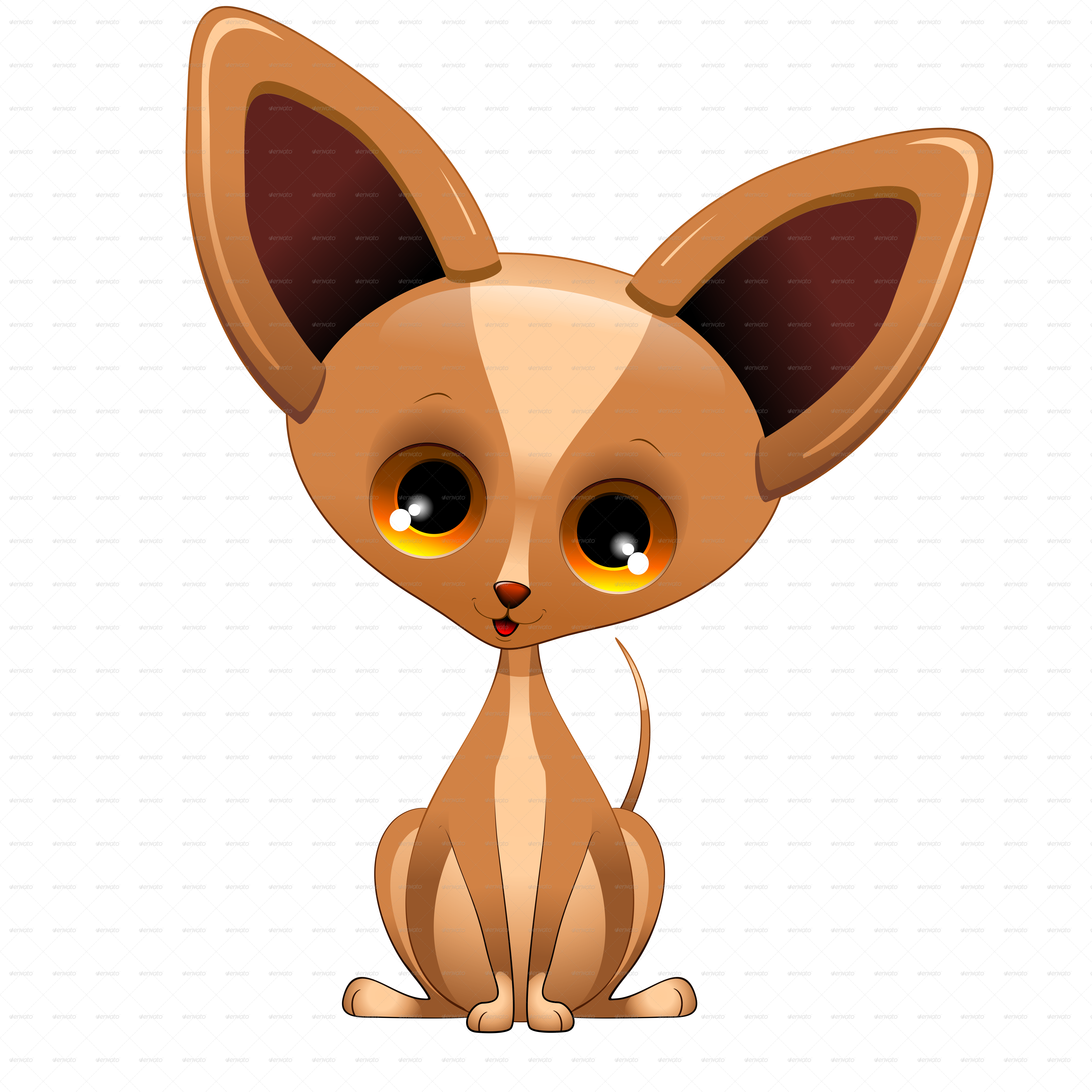 Mexican clipart chihuahua mexican. Puppy dog cartoon from