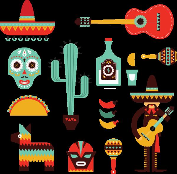 Mexico decoration mexican