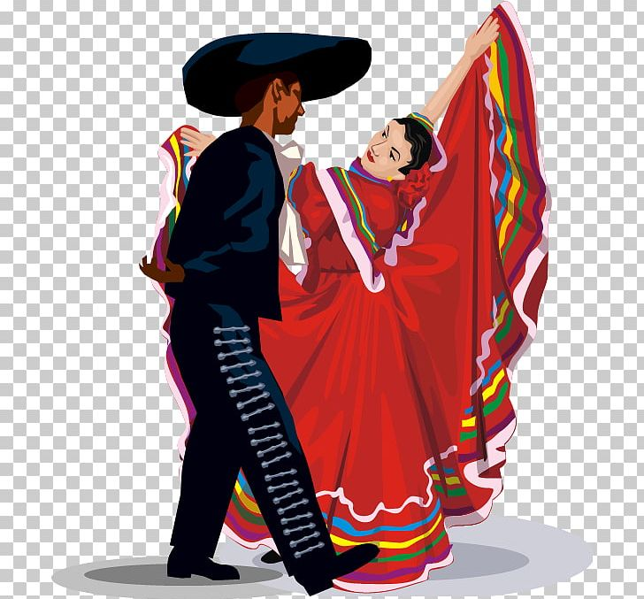 Mexican clipart folklorico. Folk dance of mexico