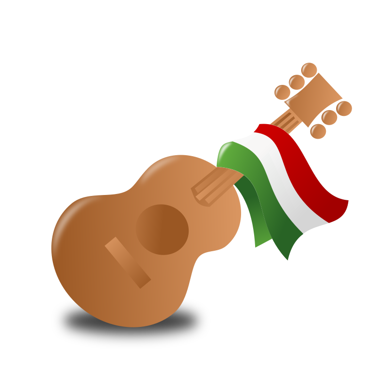 Just a thought celebrating. Mexican clipart folklorico