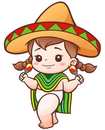 Mexican clipart latino. X free clip art